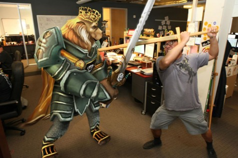 ki-office-sword-fight