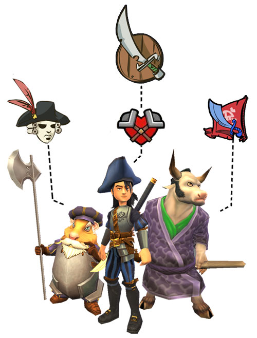 Pirate101 Tips – Picking Your Perfect Pirate | KingsIsle Blog