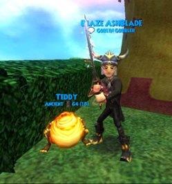 Your Favorite Year of Wizard101 – Blaze AshBlade   KingsIsle Blog