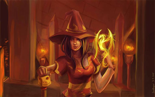 Wizard101 April Fan Art Spotlight Kingsisle Blog