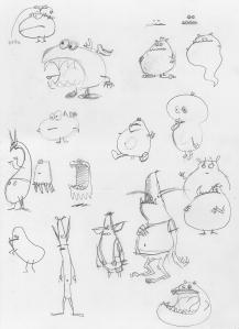 Gobbler Sketch