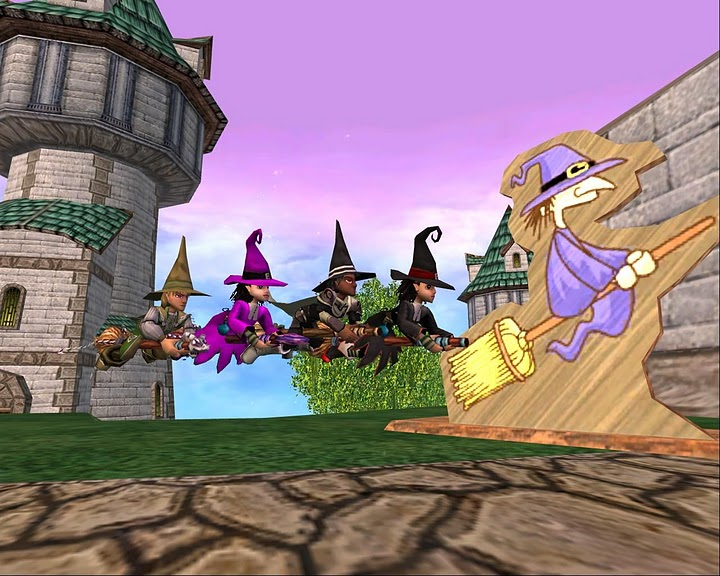 Wizard101 Gets A Spooky Halloween Makeover | KingsIsle Blog