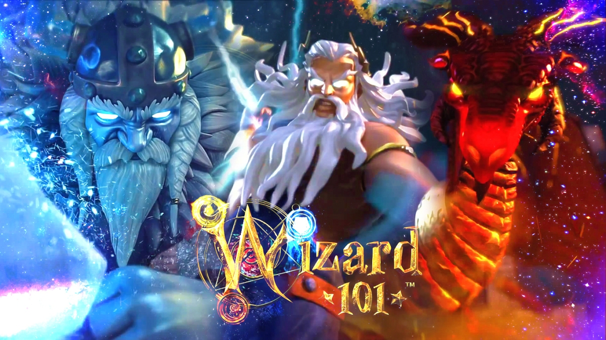 Games For Kids Like Wizard