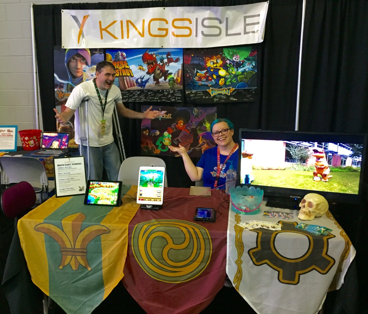 KingsIsle at SXSW!