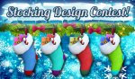 Stocking Design Contest